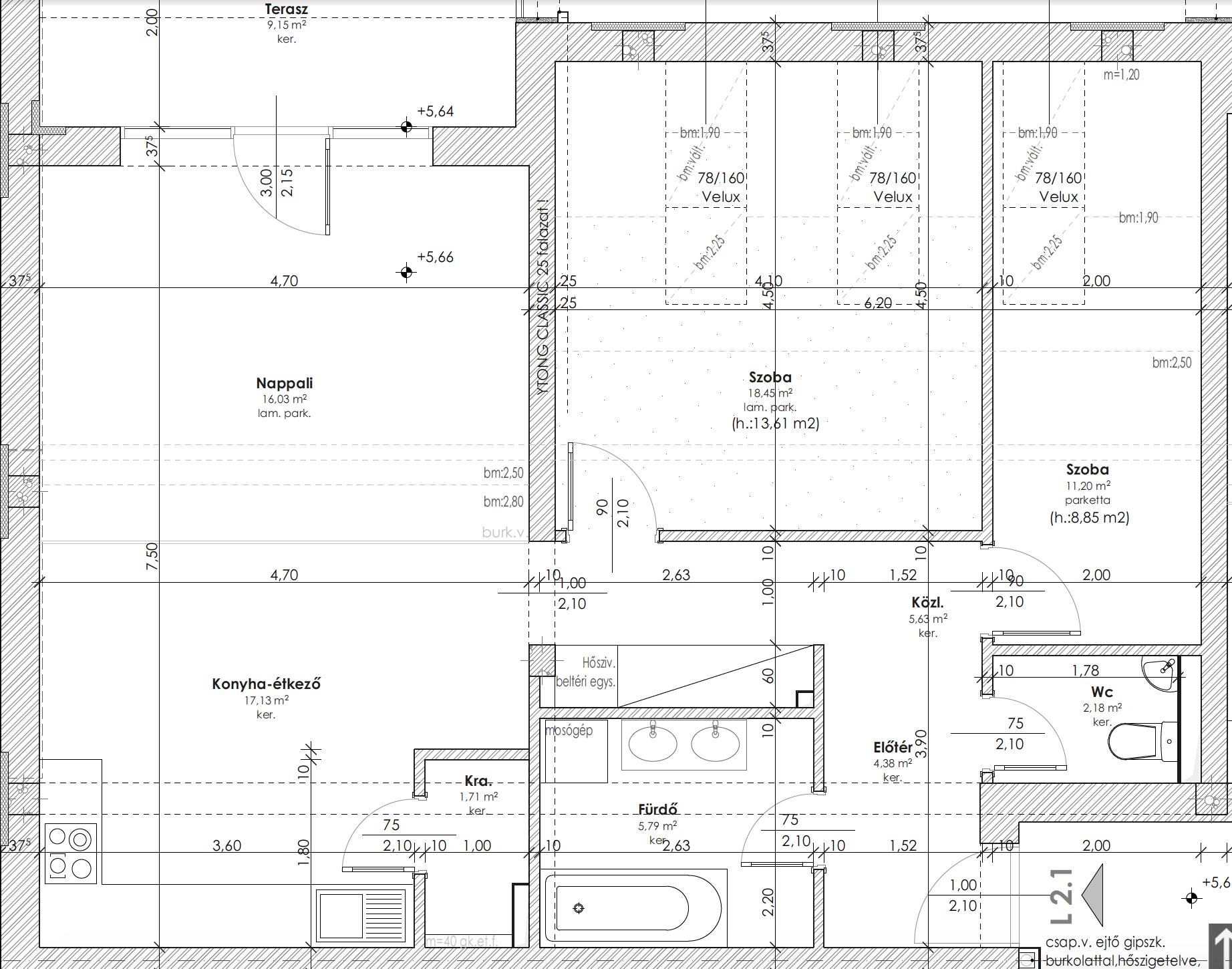 Újépítésű, modern, második emeleti lakás Kozármislenyben(a lakás vételára tartalmazza a gépesített konyhabútort, a beépített szekrényt és az árnyékolástechnikát)